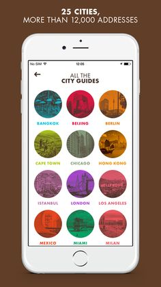 LOUIS VUITTON CITY GUIDE on the App Store