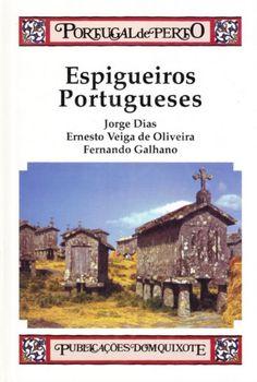 Espigueiros Portugueses  Jorge Dias, Ernesto Viega de Oliveira, Fernando Galhano Stone Store, Traditional, Olive Tree, Books