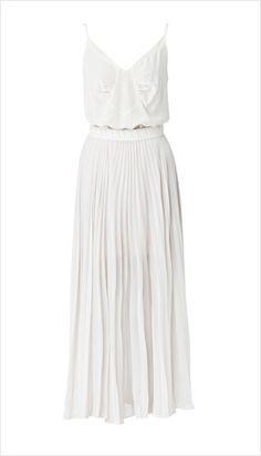 Long Skirt & Cami | juliette hogan