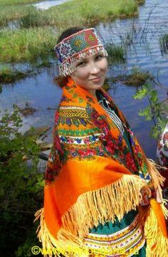 Hanti-Mansiler - Hantik és Manysik - Khanty and Mansi people