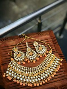 Indian Jewellery Online, Indian Jewelry, Kundan Set, Indian Accessories, Ear Rings, Bangles, Bracelets, Bridal Sets, Necklace Set