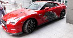 Nissan GT-R /// GT Polonia 2013