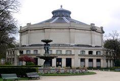 Hotel Crillon, Paris Champs Elysees, Rue Saint Honoré, Arrondissement, Architecture, Gazebo, Outdoor Structures, Mansions, House Styles