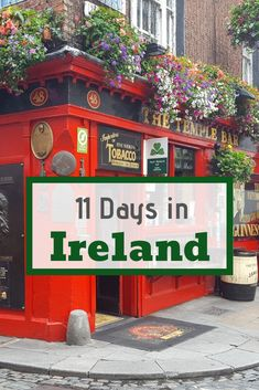 Full review of our 11 day trip to Ireland. Where to stay, where to eat, and what to do! #Ireland #travel Top Travel Destinations, Europe Travel Guide, Amazing Destinations, Travel Guides, Ireland Vacation, Ireland Travel, Galway Ireland, Cork Ireland, Top Attractions In London