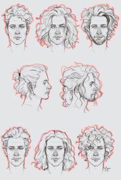 Hairstyles Man bun