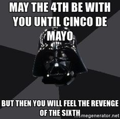 star wars day memes - may the be with you memes - how star wars fan celebrate this day and the result 2 days later Star Wars Day Memes, Star Wars Humor, May The Forth, Star Wars History, Happy Star Wars Day, Know Your Meme, Life Memes, You Funny, The 4