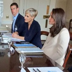 Kate hosts meeting to discuss children tennis initiatives · Kate Middleton Style Blog