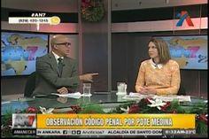 Debate Del Día: Observación Código Penal Por El Presidente Medina