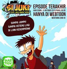 Si Juki Segera Berakhir di Webtoon