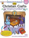 """Checkout the """"Easy Christian Crafts Resource Book, Gr Pre-K - K"""" product"""