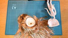 Кукла Блайз / Моем голову Блайз / Решили помыть волосы
