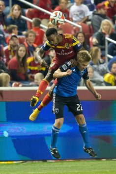 RSL wins 2-1 over San Jose Earthquakes, 10/11/14