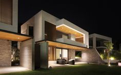 2 houses in Panorama / Office Twentyfive Architects