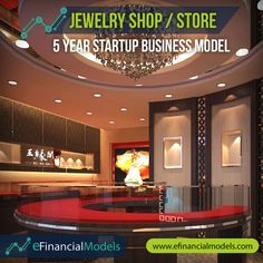 This is a top-down financial model template that is designed specifically for a jewelry store but could easily be used for any retail business startup. Financial Plan Template, Financial Planning, Jewelry Shop, Jewelry Stores, Retail Shop, Start Up Business, Campaign, Content, How To Plan