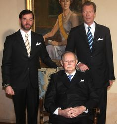 Jan 5, 2011.   Jean, Grand Duke of Luxembourg | Grand Duke Jean and Grand Duke Henri Of Luxembourg - 90th Birthday ...