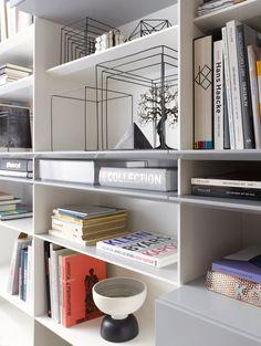 rejilla de Interlübke |  sistemas de estanterías de oficina