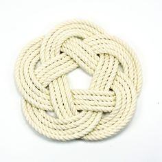 The Original Handmade Bracelets, Home and Nautical Wedding Decor Nautical Table, Nautical Wedding, Gifts For Boaters, Sailor Knot Bracelet, Manila Rope, Rope Knots, Macrame Knots, Nautical Knots, Rope Crafts