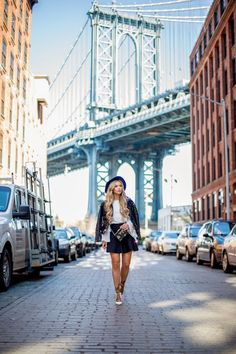 30 Ideas Travel Outfit Summer New York Cities New York Outfits, City Outfits, New York City Pictures, New York Photos, New York Tumblr, Nyc Tumblr, City Tumblr, New York Sommer, Dumbo Nyc