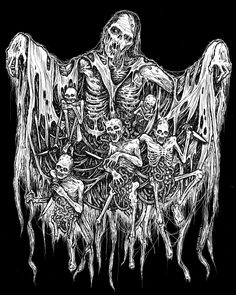 Pushead+artwork
