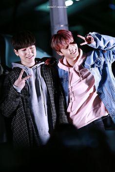 Sungjin + Youngk