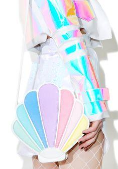 Sugarbaby Over The Rainbow Seashell Bag