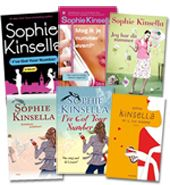 "i love the author, Sophie Kinsella. I've read her books for 10 years.  I love the ""Shopaholic"" series. Her 'stand-alone' books, such as, ""Can You Keep a Secret?"" are wonderful. I really enjoyed the book ""Twenties Gir""  She also writes under the name ""Madeline Wickham"" and those are wonderful, as well i.e. ""the wedding girl"" ""the gatecrasher""   Wonderful reads!"