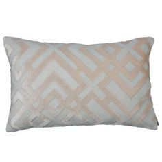 Lili Alessandra Karl Blush Small Rectangle Decorative Pillow LAL427AIBLV