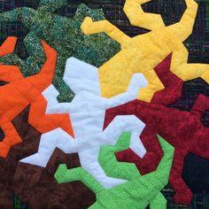 Hagedissen tessellation