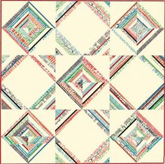 Quilt Pattern by Luci Summers using Summersville