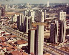 Brooklin São Paulo anos 70
