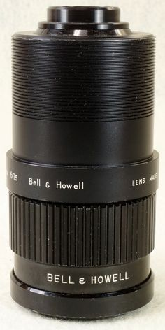 Vintage Bell & Howell 16MM Projection Lens 1.5 Inch f/1.5 Filmovara Lens Attachment To see the Price and Detailed Description you can find this item in our Category Vintage Camera, Film & Related on eBay: http://stores.ebay.com/tincanalley1/Vintage-Camera-Film-Related-/_i.html?_fsub=19469214018  RD17098