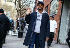 Phil Oh's Best Street Style Pics From New York's Fall 2016 Men's Shows