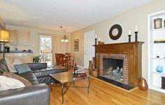 Love this mantel - 12733 Big Bend Rd, Kirkwood, MO 63122