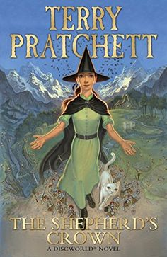 The Shepherd's Crown: Number 41 of the Discworld Novels Series by Terry Pratchett http://www.amazon.ca/dp/0857534815/ref=cm_sw_r_pi_dp_zWtPvb0TX12CX