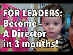 FOR LEADERS: Become A Director in 3 Months!! - YouTube
