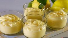 Receita de Mousse de limão. Descubra como cozinhar Mousse de limão de maneira prática e deliciosa!
