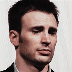 He really does embody Captain America in this gif. LOL!