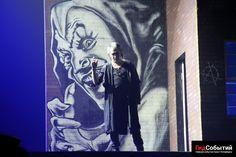 """28 апреля в ДК Ленсовета состоялся показ мюзикла (а точнее, как определяют его сами создатели, зонг-оперы ужасов) """"TODD""""."""