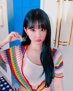 으나야...♡ Extended Play, South Korean Girls, Korean Girl Groups, Korean Beauty, Asian Beauty, Jung Eun Bi, Entertainment, G Friend, Music Photo