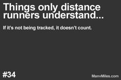 Things only runners understand… The GPS gods see everything. More: Things only runners understand… Plus: Essential running tips ...