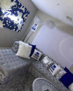 Cute Living Room, Glam Living Room, Decor Home Living Room, Living Room Designs, Girl Apartment Decor, First Apartment Decorating, Apartment Ideas, Apartment Living, Room Ideas Bedroom