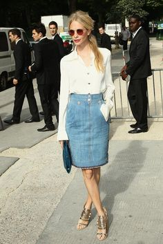 Poppy Delevingne's style