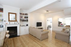 3 bedroom terraced house for sale in Ballantine Street, London, SW18 - Rightmove | Photos