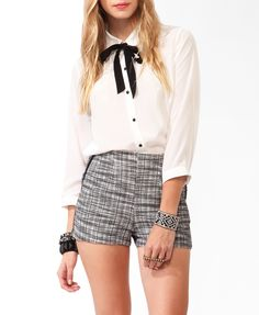Cute blouse with a bow