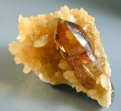 Barite crystals are only faceted for collectors. Its softness makes it unsuitable for jewelry.
