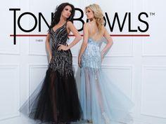 Tony Bowls 2014 Prom Dress! #tonybowls #prom #promdress