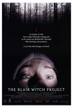 blair witch project poster - Cerca con Google