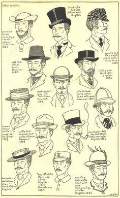 Village Hat Shop Gallery :: Chapter 17 - 1880-1890 :: 257_G
