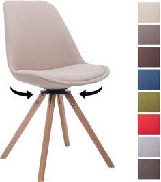 Design Retro Stuhl TROYES RUND, Stoff Sitz, Gepolstert, Drehbar Jetzt  Bestellen Unter: Https://moebel.ladendirekt.de/kueche Und Esszimmer/stuehle Und Hocker  ...