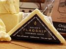 Beechers hand crafted Cheese: 4-year Aged Flagship - 1 lb.    the most amazing cheese I had in Seattle and can now order online!